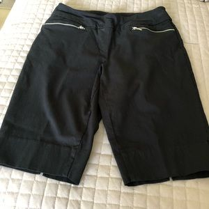 Westbound Petite Bermuda Shorts